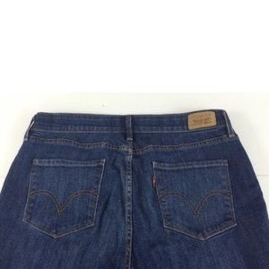 Womens Levis 525 Perfect Waist Jeans Size 12